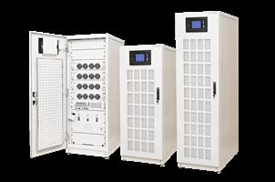 Трехфазные модульные ИБП (10-300 кВА) серия SM