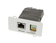 Карта мониторинга (плата расширения интерфейсов) IC-SNMP/Dry contacts